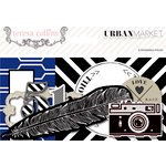 Teresa Collins Designs - Urban Market Collection - Ephemera Pack