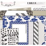 Teresa Collins Designs - Urban Market Collection - File Folders