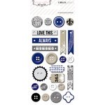 Teresa Collins Designs - Urban Market Collection - Buttons