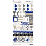 Teresa Collins - Urban Market Collection - Cardstock Stickers - Decorative
