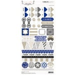 Teresa Collins Designs - Urban Market Collection - Cardstock Stickers - Decorative