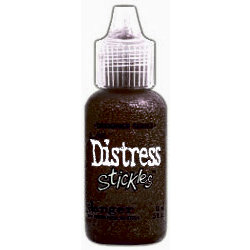 Ranger Ink - Tim Holtz - Distress Stickles Glitter Glue - Vintage Photo