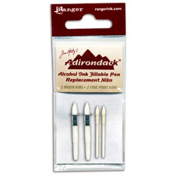 Ranger Ink - Tim Holtz - Alcohol Ink Fillable Pen - Replacement Nibs