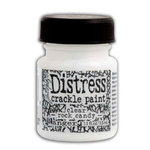Ranger Ink - Tim Holtz - Distress Crackle Paint - Clear Rock Candy