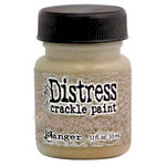 Ranger Ink - Tim Holtz - Distress Crackle Paint - Metallic Tarnished Brass