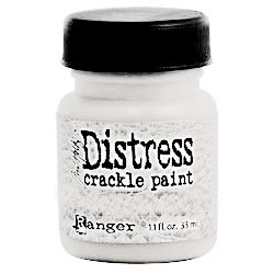 Ranger Ink - Tim Holtz - Distress Crackle Paint - Picket Fence