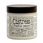 Ranger Ink - Tim Holtz - Distress Crackle Paint - Clear Rock Candy - 4 Ounces