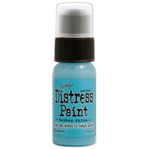 Ranger Ink - Tim Holtz - Distress Paint - Broken China
