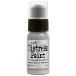 Ranger Ink - Tim Holtz - Distress Paint - Metallic - Brushed Pewter