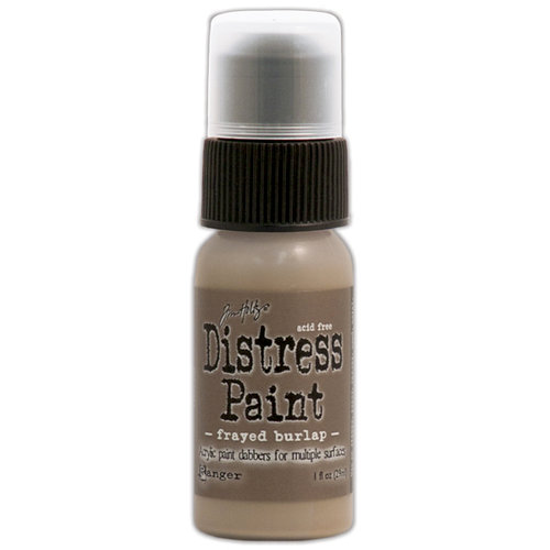 Ranger Ink - Tim Holtz - Distress Paint - Frayed Burlap