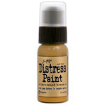 Ranger Ink - Tim Holtz - Distress Paint - Metallic - Tarnished Brass
