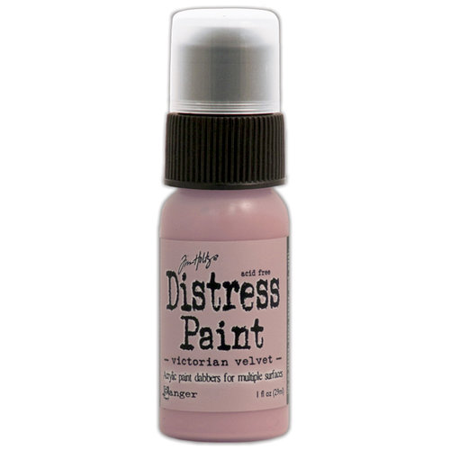 Ranger Ink - Tim Holtz - Distress Paint - Victorian Velvet