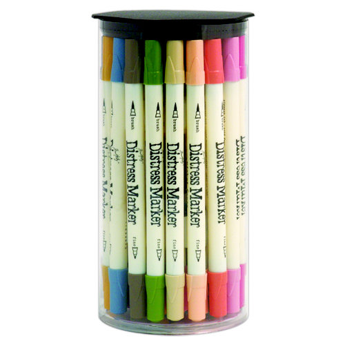 Ranger Ink - Tim Holtz - Distress Marker - Full 37 Marker Set