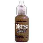 Ranger Ink - Tim Holtz - Distress Stickles Glitter Glue - Tea Dye