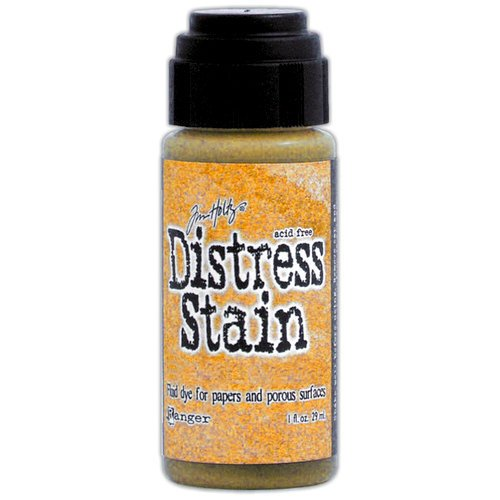 Ranger Ink - Tim Holtz - Distress Stain - Wild Honey