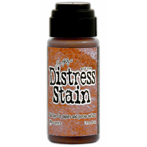 Ranger Ink - Tim Holtz - Distress Stain - Rusty Hinge