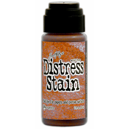 Ranger Ink - Tim Holtz - Distress Stain - Spiced Marmalade