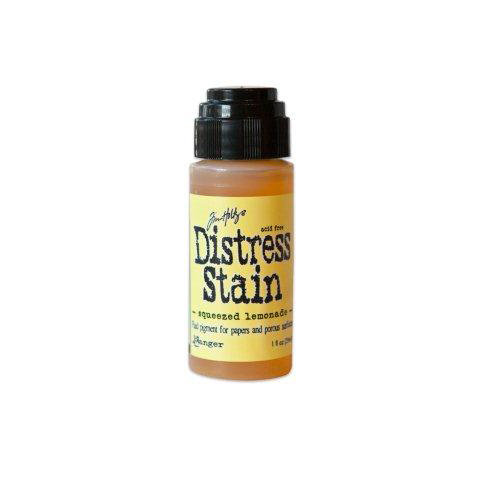 Ranger Ink - Tim Holtz - Distress Stain - Squeezed Lemonade