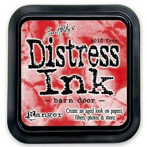 Ranger Ink - Tim Holtz - Distress Ink Pads - Barn Door