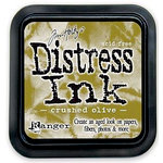 Ranger Ink - Tim Holtz - Distress Ink Pads - Crushed Olive