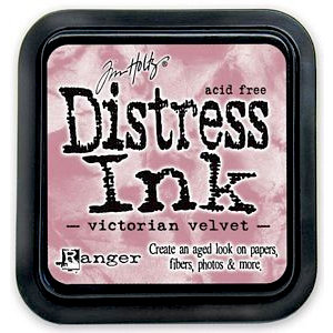 Ranger Ink - Tim Holtz - Distress Ink Pads - Victorian Velvet