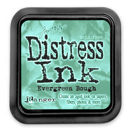 Ranger Ink - Tim Holtz - Distress Ink Pads - Evergreen Bough