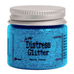 Ranger Ink - Tim Holtz - Distress Glitter - Faded Jeans