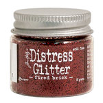 Ranger Ink - Tim Holtz - Distress Glitter - Fired Brick