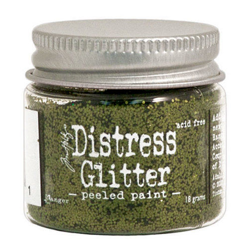 Ranger Ink - Tim Holtz - Distress Glitter - Peeled Paint
