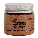 Ranger Ink - Tim Holtz - Distress Glitter - Tarnished Brass