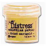 Ranger Ink - Tim Holtz - Distress Embossing Powder - Mustard Seed
