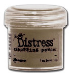 Ranger Ink - Tim Holtz - Distress Embossing Powder - Walnut Stain