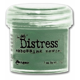 Ranger Ink - Tim Holtz - Distress Embossing Powder - Pine Needles