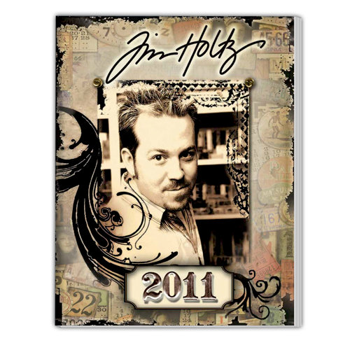 Tim Holtz - 2011 Downloadable Product Catalog, FREE