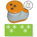 Tonic Studios - Pick N Punch - Paper Punch - Accent - Snowflakes