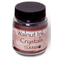 Tsukineko - Ink Crystals - Walnut