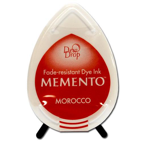 Tsukineko - Memento - Fade Resistant Dye Ink Pad - Dew Drop - Morocco