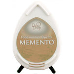 Tsukineko - Memento - Fade Resistant Dye Ink Pad - Dew Drop - Toffee Crunch