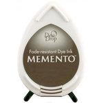 Tsukineko - Memento - Fade Resistant Dye Ink Pad - Dew Drop - Espresso Truffle
