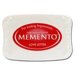 Tsukineko - Memento - Fade Resistant Dye Ink Pad - Love Letter