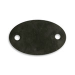 Vintaj Metal Brass Company - Arte Metal - 2 Hole Blank - Oval
