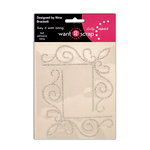 Want2Scrap - Say it With Bling - Self Adhesive Gems - Classy Corners - Elegance