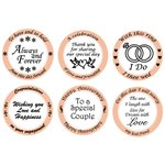 Mason Row - Bridal Stamp Set