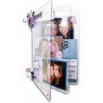 Zutter - Bind-It-All - Clear Acrylic Covers - 3 x 4