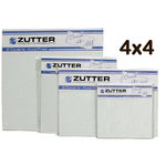 Zutter - Bind It All - Canvas Art Board Covers - 4x4