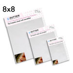 Zutter - Bind-It-All - Movable Pre-Punched Page Protectors - 8 x 8 - 6 Pack