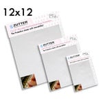 Zutter - Bind It All - Movable Pre-Punched Page Protectors - 12 x 12