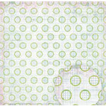 Pink Paislee - Office Lingo Collection - 12x12 Paper - Close The Loop, CLEARANCE