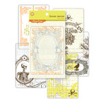 Pink Paislee - Hocus Pocus Collection - Clear Cards