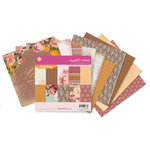 Pink Paislee - Sweetness Collection - 6 x 6 Paper Pad
